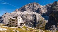Zsigmondyhütte (2.224m Höhe)