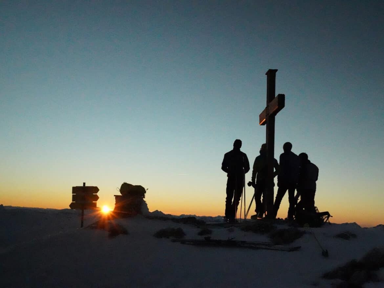 Bergwelten - Auf dem Gipfel des Untersberg