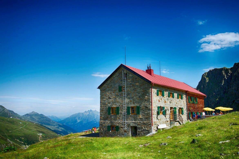 Oesterreich-Tirol-Verwallgruppe - Niederelbehuette