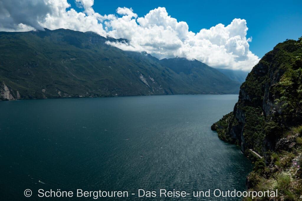 Wohnmobiltour Trentino - Gardasee