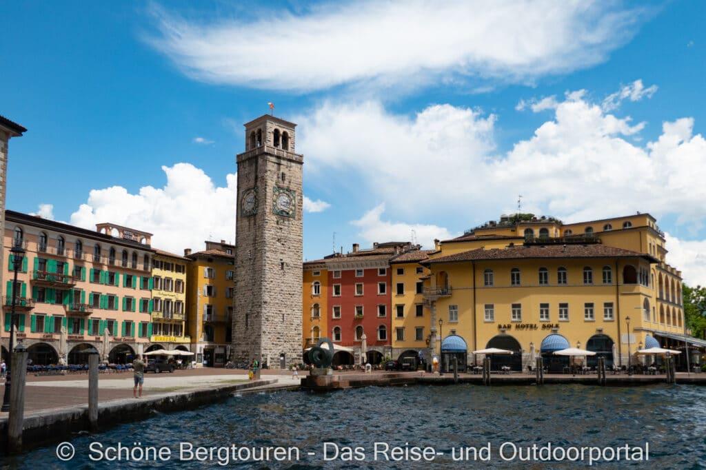 Wohnmobiltour Trentino - Torre Apponale