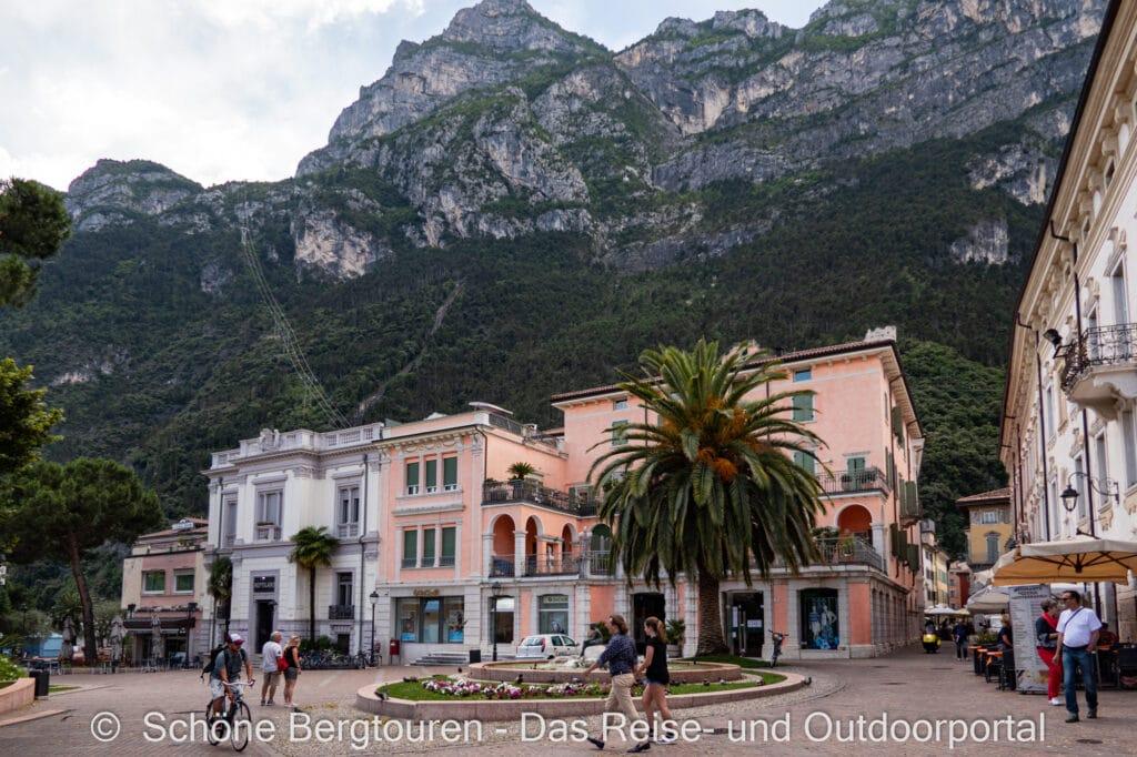 Wohnmobiltour Trentino - Riva del Garda