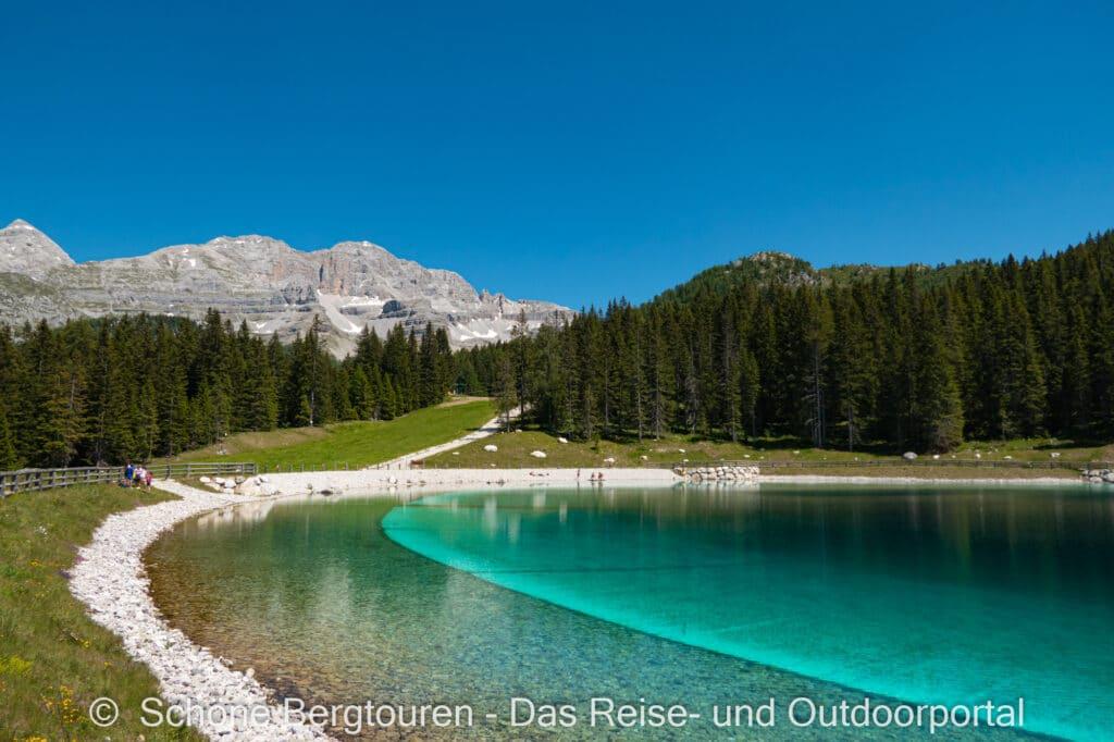 Trentino - Lago Montagnoli
