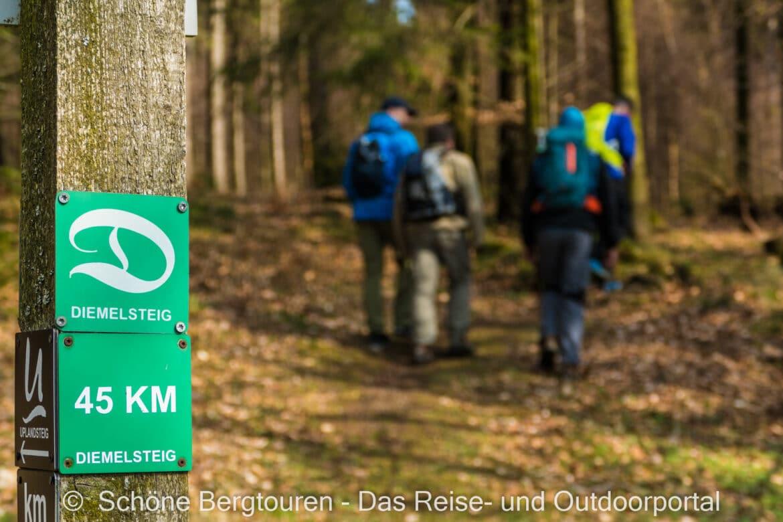Wikinger Wandermarathon - Diemelsteig