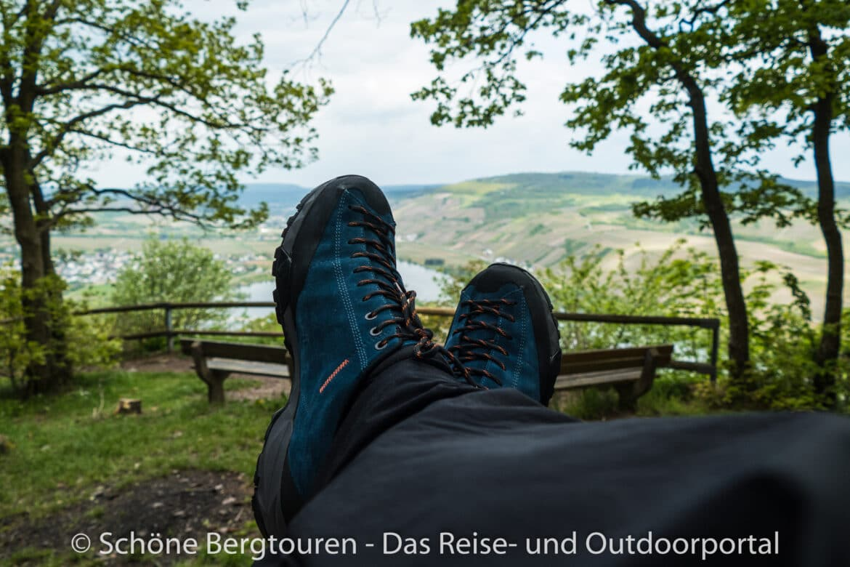 Scarpa Mojito Trail GTX Multifunktionsschuhe - Ueber der Mosel
