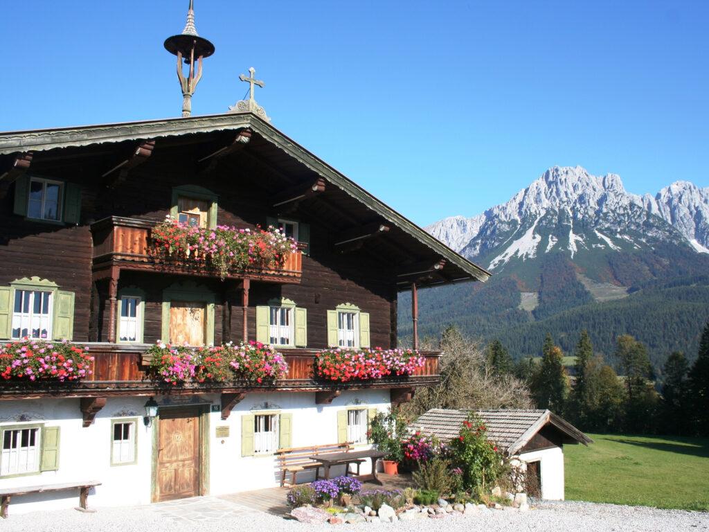 Region Wilder Kaiser - Bergdoktorpraxis in Ellmau