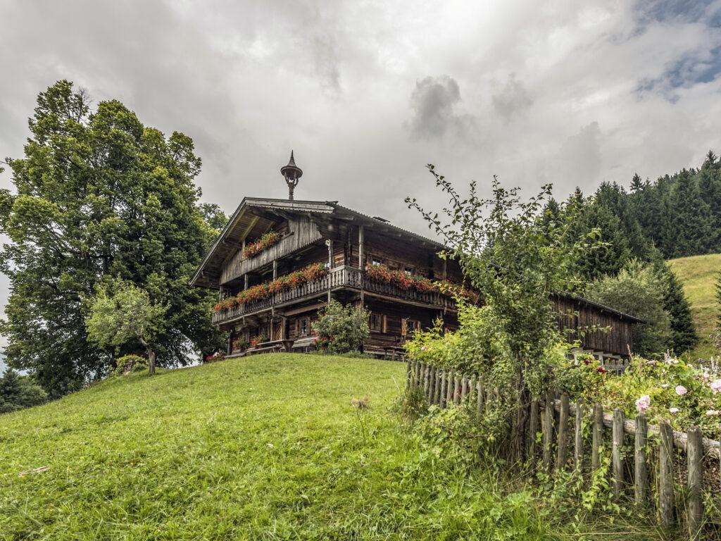 Region Wilder Kaiser - Bergdoktorwohnhaus am Soeller Bromberg