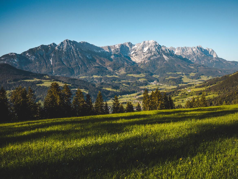 Region Wilder Kaiser - Frühling am Wilden Kaiser
